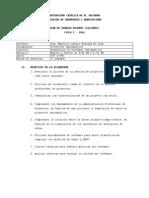 SYLLABUS Ciclo I ProyectosInformatica2014