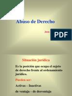 Abuso de Derecho[1]