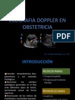 Ecografia Doppler en Obstetricia Lunes