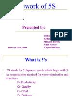 Framework of 5S