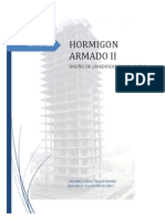 Informe Final Hormigon II