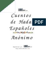 Cuentos de hadas españoles
