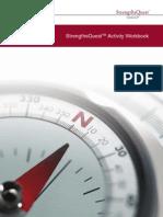 StrengthsQuest Activity Workbook (1)