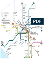 Mapa Transporte de Roma...