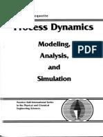 Process Dynamics & Modeling