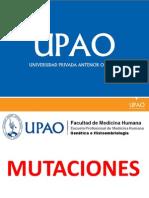 02. Mutaciones