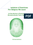 The Foundations of Zamolxiana NRM-Octavian Sarbatoare