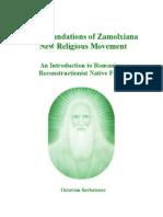 The Foundations of Zamolxiana NRM-Octavian Sarbatoare