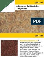Australian Indigenous Art Guide for Beginners