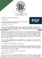 Caracas Tsj Gov Ve Decisiones 2010 Julio 2044 29 Ap21 l 2009