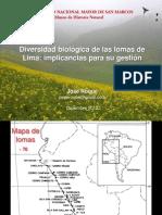 02 Diversidad Biologica de Las Lomas de Lima