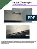 Aula 1- Introducao a Patologia Das Construcoes