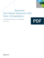 1 17506 201003 VMware How Your Business Can Attain Maximum ROI From Virtualization VMW 10Q1 WP SMB Maximize BIZ en P6 R2 2