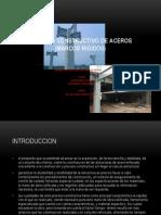 Proceso Constructivo de Aceros (Marcos Rigidos)