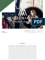 Mizzen+Main Press Kit April 2014