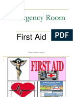 Emergency Room-First Aid