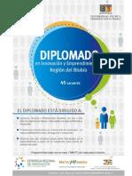 Diplomado Innovación y Emprendimiento Biobío