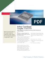 7141775 Indoor Crossband Coupler