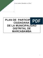 Plan 10770 Plan de Participacion Ciudadana 2009