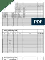 RFM PMS Loading Form