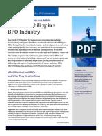 BPO Legal Bulletin 2013 05