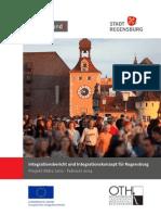 Integrationsbericht und Integrationskonzept für Regensburg