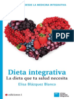 Dieta Integrativa Capitulo1