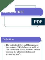 Cost-Audit