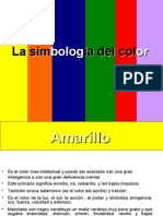 La simbología de los colores