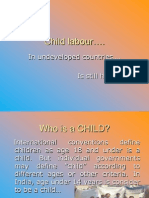 Child Labour Ppt Presentation