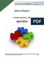 Lighthouse Macro Report - 2014 - April