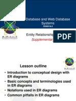 APIIT CE00318 2 DWDS Topic3a EntityRelationshipModelling