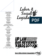 2009 Labor Law Reviewer