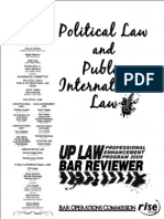 2009 Political Law and PIL Reviewer