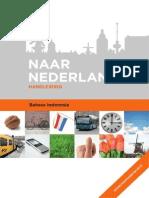 B BOOM061 08 Naar Nederland Handleiding CS5 INDONE