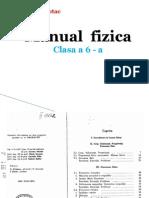 Manual Fizica Clasa 6 PDF