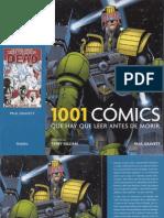 1001 Comic Que Hay Que Leer Antes de Morir