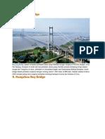 10 Jembatan Terpanjang Di Dunia 2012