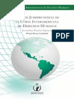 Guía de Jurisprudencia de la Corte Interamericana de Derechos Humanos