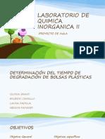 Diapositivas de Quimica
