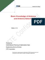 basicknowledgeofantennaandantennaselection-130807233029-phpapp01
