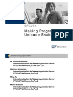 Making ABAP Programs Unicode-Enabled (2006)