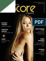 The Score Magazine - November 2009
