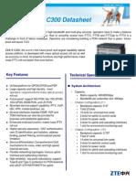 ZXA10-xPON-DatasheetOLT+ONU