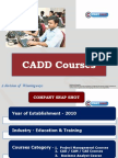 Electrical & Electrical CADD Courses @ FirstCADD