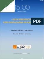 Aplicaciones Destacadas Seram 2014 - Rodrigo Alcantara