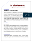 The Motor Control Center