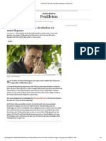 Wir Handeln in Der Türkei, Als Stünden Wir Unter Hypnose (Türkischer Starautor Murathan Mungan Im Gespräch)