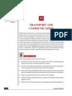 NIOS -- Transport and Communication