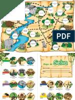 Mapa Selva